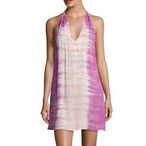 Young Fabulous & Broke Natasha Tie-Dye Dress Large